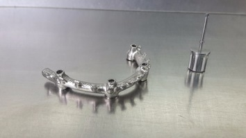 implant bar Dundee dental lab