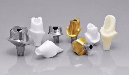 Patient specific abutments